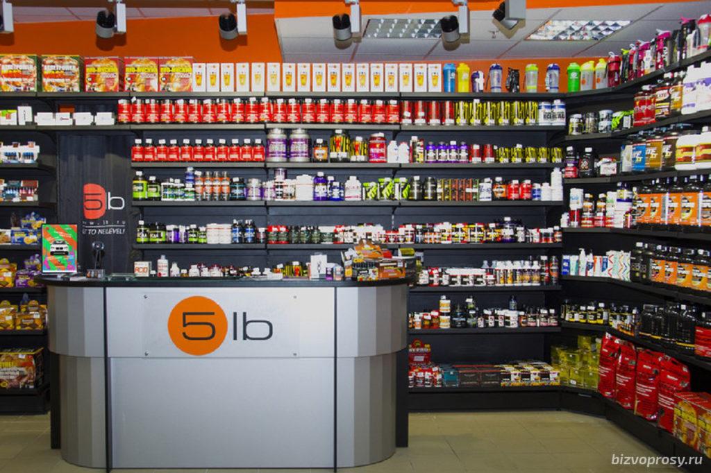 Как открыть магазин спортивного питания?