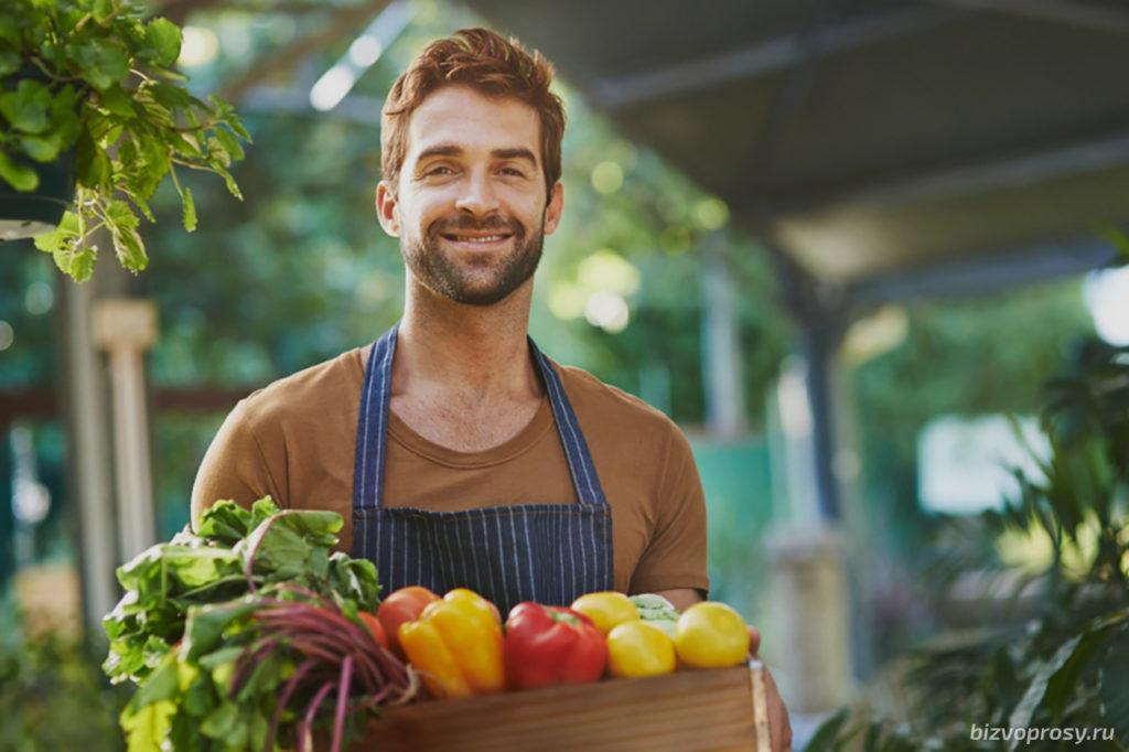 Овощной магазин: бизнес-идея
