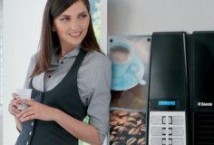 Автоматы для кофе: бизнес-идея
